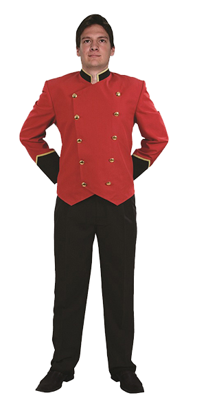 01M-1851 - BELLBOY JACKET