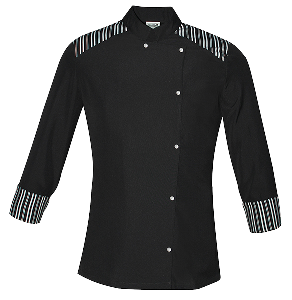 01W-1051 - WOMEN CHEF JACKET LINES